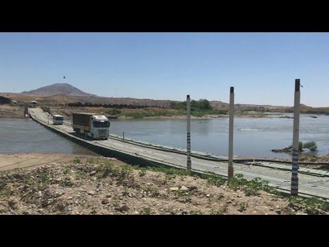 افتتاح معبر سيمالكا الحدودي في شمال شرقي سوريا مع إقليم كردستان العراق  - نشر قبل 10 ساعة