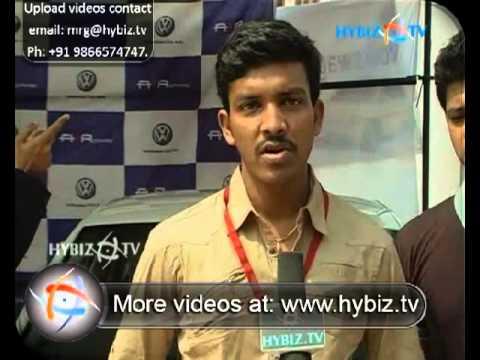 Varma, Gitam School of International Business, Vishakhapatnam - hybiz.tv