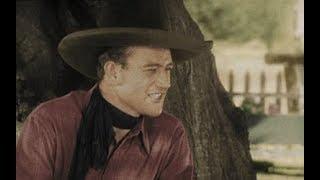 ► La Valle Dell'oro ✬ John Wayne 1934  Barbara Sheldon ★ by ☠Hollywood Cinex™