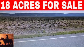 Colorado 18 Acres For Sale Owner Financing