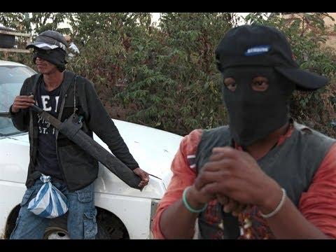 Vigilantes Fighting Mexican Drug Cartels
