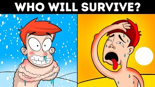 Survival Riddles To Solve To Stay Alive