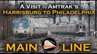 A Visit to Amtrak