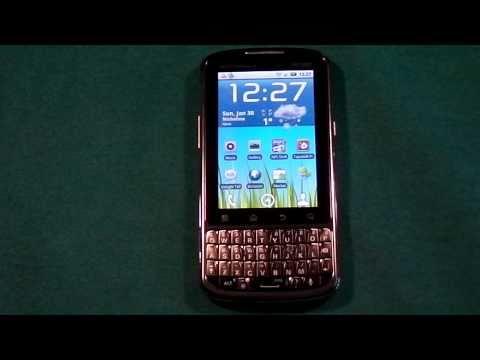 Motorola Droid Pro Video recensione by Pigeonblood per Batista70phone