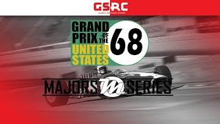 Majors Series | Americas Region | Round 12 | 1968 United States Grand Prix at Watkins Glen