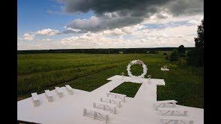 Свадьба за городом в Банкетном Доме