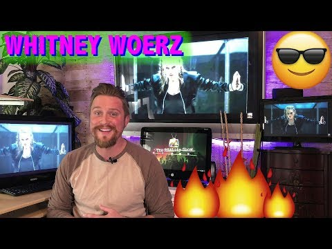 Whitney Woerz-Idea of Her (Official Video) REACTION VIDEO!!!!
