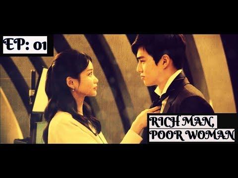 Rich Man, Poor Woman Korean Drama Episode 1 (English Subtitles)