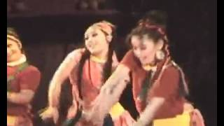 MAITI HGAR - BEAUTIFUL NEPALI FOLK DANCE BY Shrestha Angel.mp4