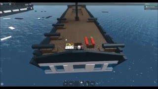 Roblox Pirate Ship Battle!!!!