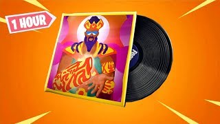 NEW DEFAULT VIBE (MAJOR LAZER) FORTNITE PACK DE MUSIQUE - 1 HEURE