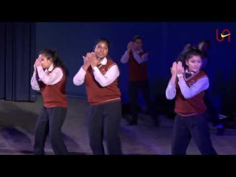 United Academy   Farewell 2073   Rakshya and Group