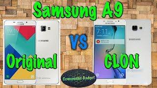 Hoy les hablamos de un Samsung A9 CLON este equipo lo utilizan much...