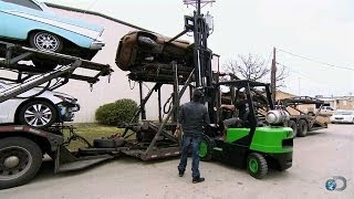 Epic Forklift Fail | Fast N