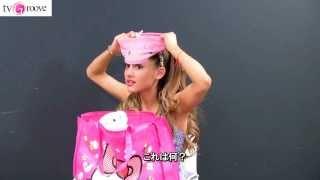 日本でも人気急上昇中の大型新人歌手アリアナ・グランデが2014年1月に満...