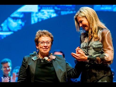 Heddy Honigmann ontvangt Prins Bernhard Cultuurfonds Prijs 2016