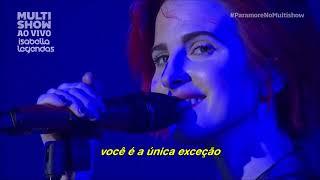Paramore -The Only Exception (Tradução/Legendado)