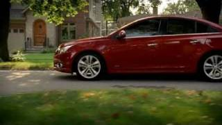 Chevrolet Cruze TV Ad Commercial #2 9/10