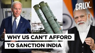 India's S-400 Deal With Russia May Upset US But Biden Needs India As An Ally More Than An Enemy