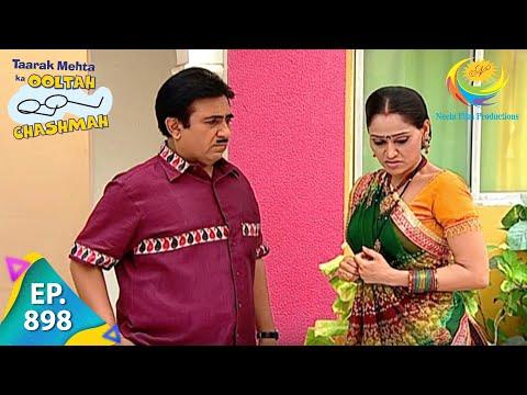 Taarak Mehta Ka Ooltah Chashmah - Episode 898 - Full Episode