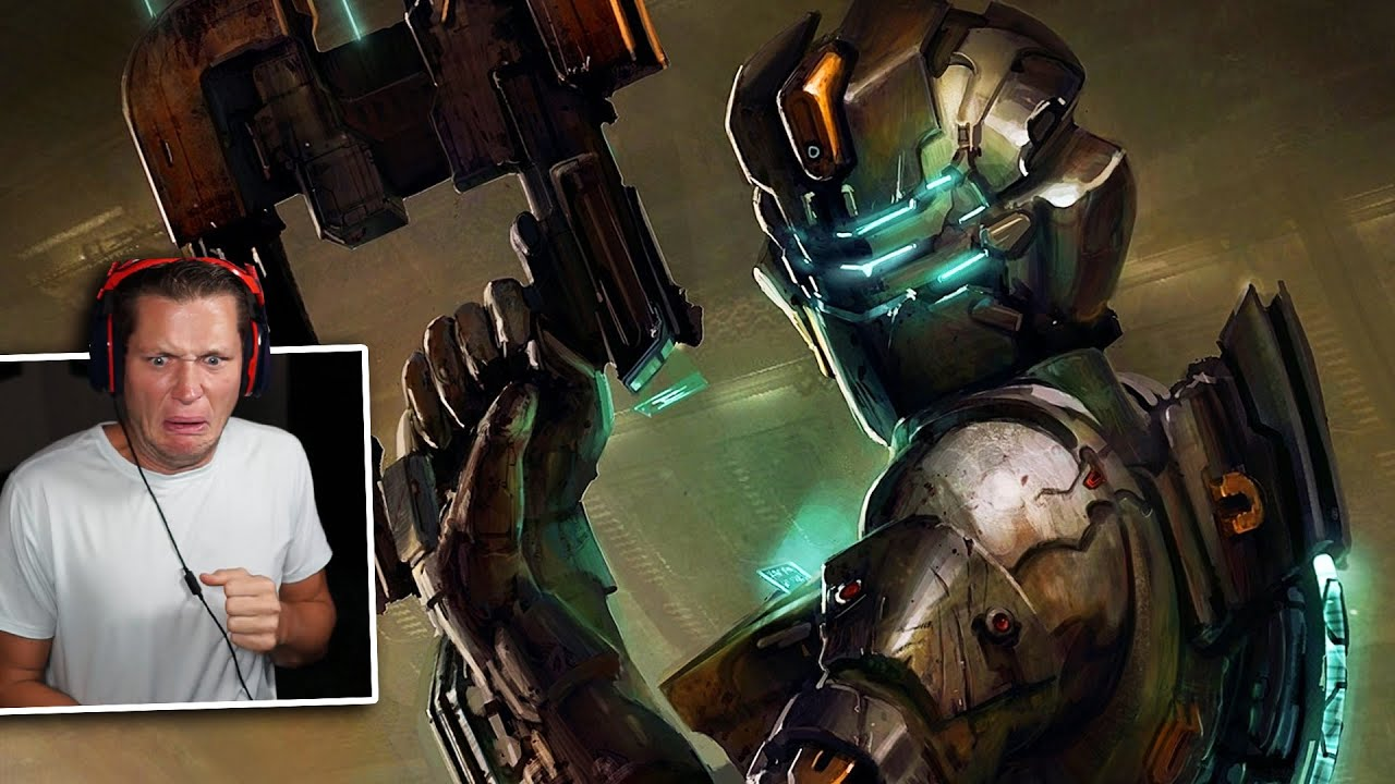 Dead Space: The Remake [Trailer Reaction]
