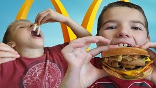 impossible big mac challenge nederlands
