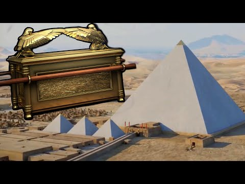 The Ark of the Covenant's True Purpose: Advanced Ancient Technology