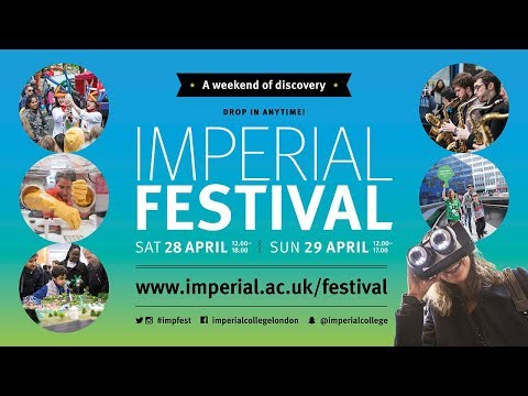 Imperial Festival 2018 | The Science of Fire