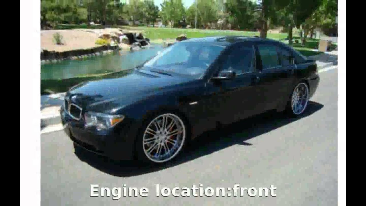 2007 Bmw 745 D Info And Features