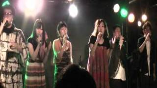 Time After Time-アカペラLIVE-2011.2.16@新宿SUNFACE.