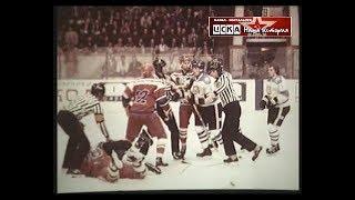 1988 ЦСКА - Динамо (Рига) - ЦСКА 5-2 Чемпионат СССР по хоккею. Финал, 4й матч, обзор 3