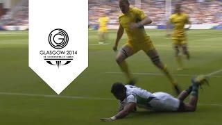 Sri Lanka score a try against Australia | Unmissable Moments