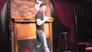 Douchebag Stand Up Comedian vs Blonde Heckler                          A comedian gets heckled by a