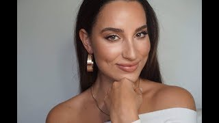 KIM KARDASHIAN ELLEN SHOW MAKEUP TUTORIAL FULL FACE