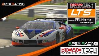 iRacing | Ricmotech Lamborghini Trophy Series | Round 1 at Barber
