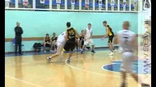 1-й этап Открытой баскетбольной любительской лиги