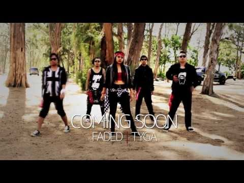 Faded Choreography Trailer | Tyga by Caressa Palma