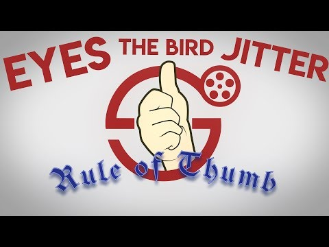 Rule of Thumb (Episode 1) Eyes, The Bird, and Jitter