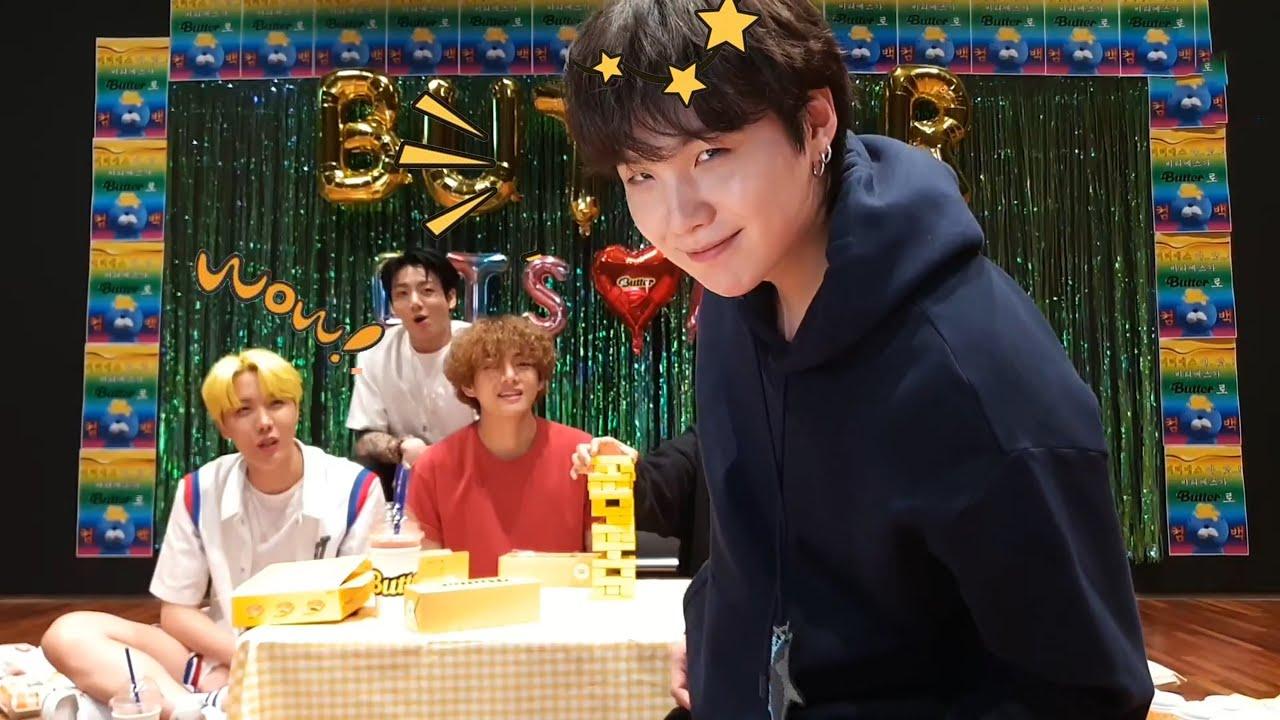 [VLIVE] BTS (방탄소년단)  엔딩 요정 민슈가/ Ending fairy Min Suga 🧈