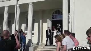 Сюрприз для невесты от учеников первого класса. Школа 17 г.Краснодар