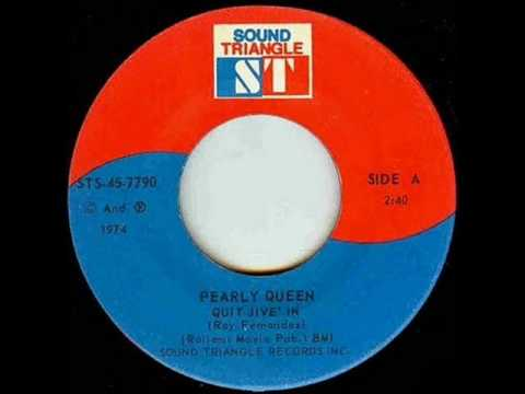 pearly queen-Quit Jivin