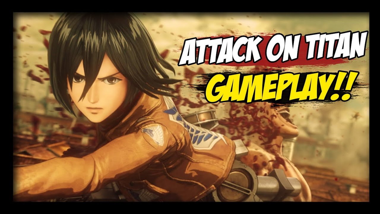 ATTACK ON TITAN 2 Full Game Walkthrough - No Commentary (# ...