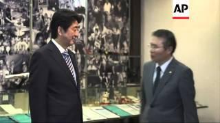 Japanese PM meets Japanese diaspora in Sao Paulo before leaving Brazil