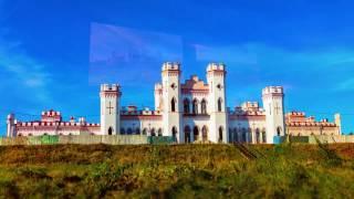 Достопримечательности Беларуси. Дворец в Коссово