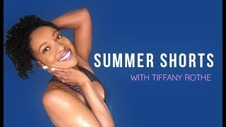 Summer Shorts Workout with Tiffany Rothe