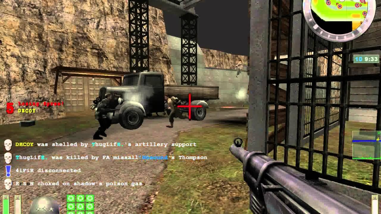 Wolfenstein: Enemy Territory 2016