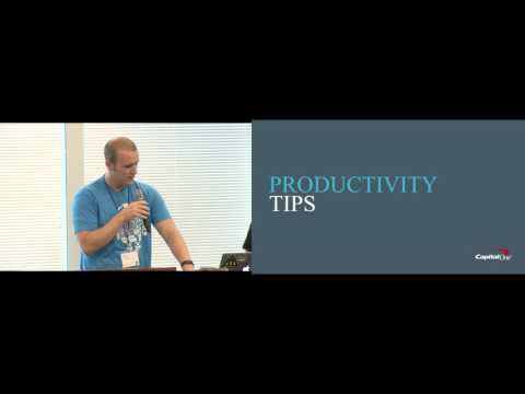 Sam Edwards & Dan Jarvis - CI for Android Using Jenkins - Android Summit 2016