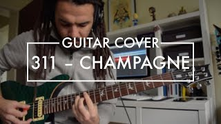 """Guitar cover of track """"Champagne"""" out of """"From Chaos"""" album. Tuning..."""
