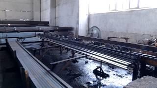 видео Профлист оцинкованный, производство Казахстан, продаю в Астане