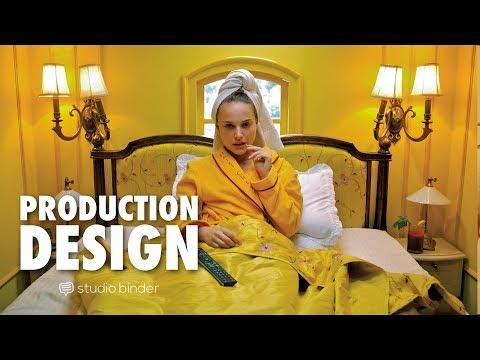 Production Design — Filmmaking Techniques for Directors: Ep2